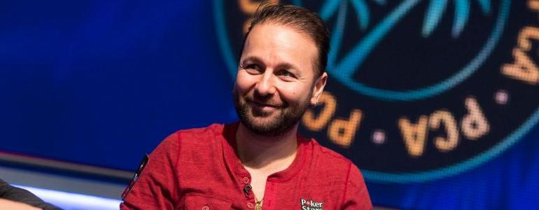 Daniel Negreanu's Goals for 2018
