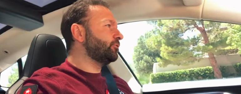 Daniel Negreanu's Vlog Reaches 200,000 Subscribers on YouTube