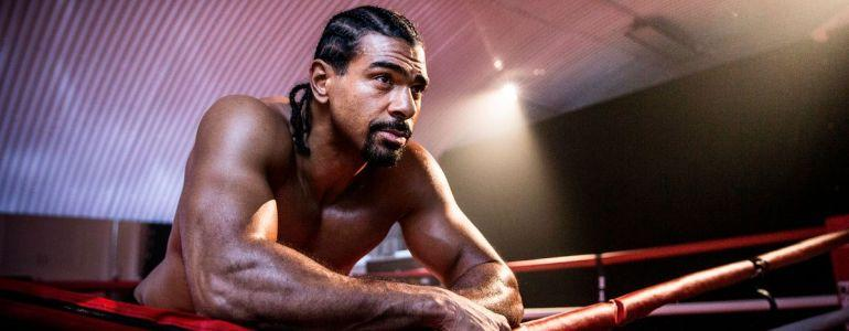 David Haye Looking to Fight Over the Felt at the WSOP