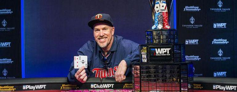 David Larson Defeats Joe McKeehen and Takes Down WPT Rolling Thunder for $295,128