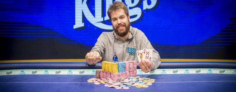 Dominik Nitsche Wins 2017 WSOPE €111,111 High Roller for One Drop For €3,487,463