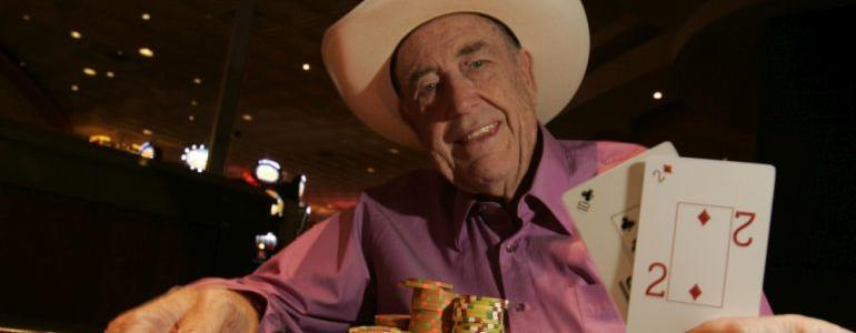 Doyle Brunson's Famous 10-2 Hand Screamed on Death Row