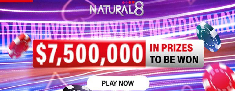 Earn Your Share of $7.5 Million On Natural8!