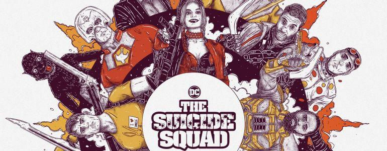 Everyone Wants  James Gunn's The Suicide Squad Poker Chip Set
