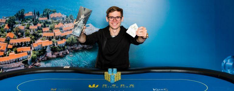 Fedor Holz Wins Triton High Roller For $444,893