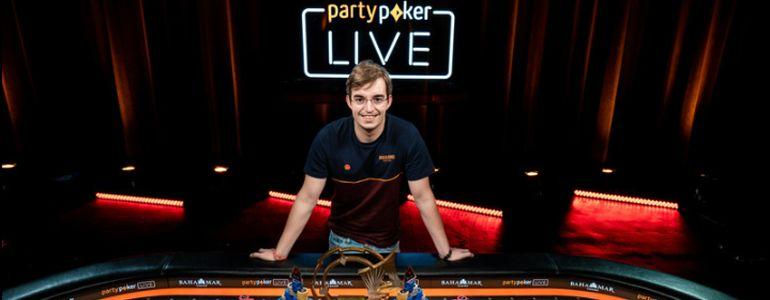 Filipe Oliveira Wins 2018 CPP $5,300 Main Event For $1.5 million