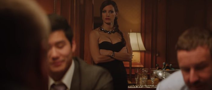 First Look Review: Molly's Game Is a Bet That Fails to Pay Off