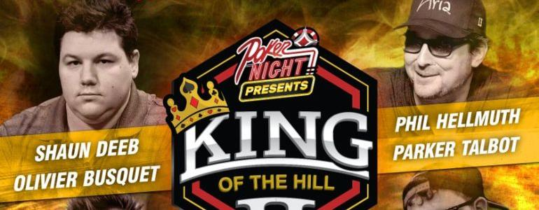 First Round Matchups Announced For King of the Hill II
