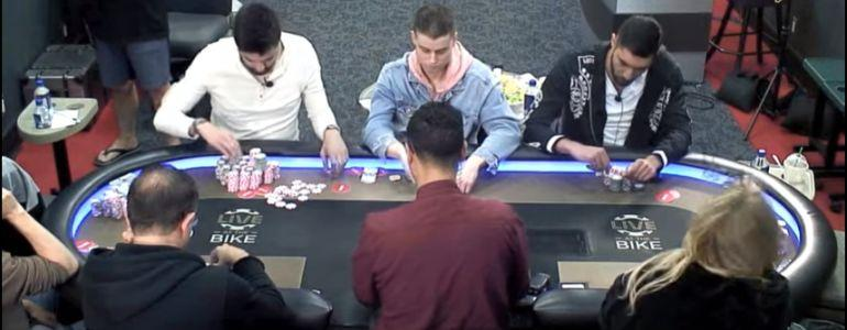 French Poker Star's New Poker Strategy Wins It All On Live At The Bike
