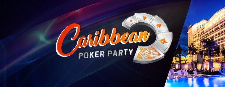 Fun in the Sun with partypoker's Caribbean Poker Party