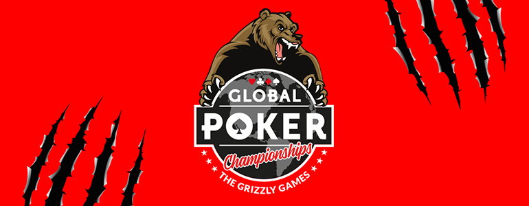 Global Poker $5K Freeroll This Sunday Kicks Off Grizzly Games