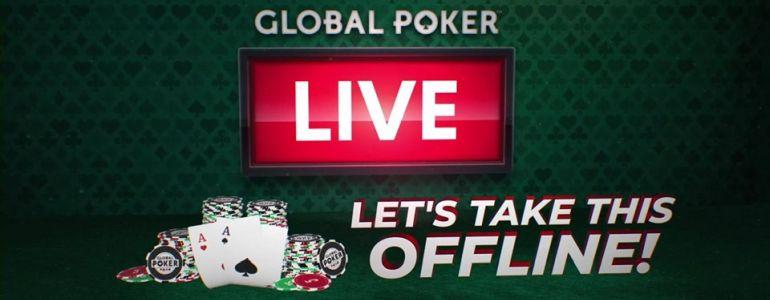 Global Poker Live Heading to Los Angeles
