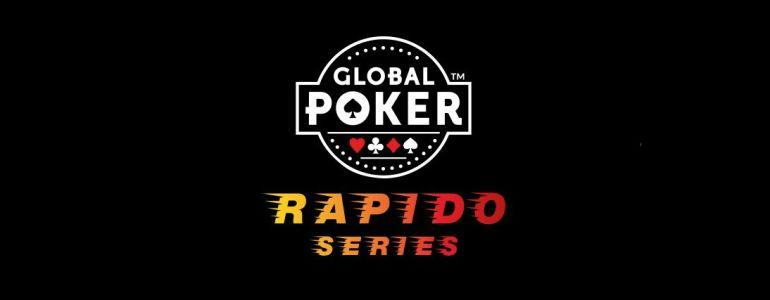 Global Poker Set for RAPIDO Tournament Action