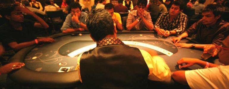 Gujarat, India: Poker is Not a Game of Skill!