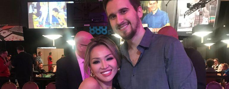 Heads-Up Bracelet Battle Leads To Wedding Bells For WSOP Couple