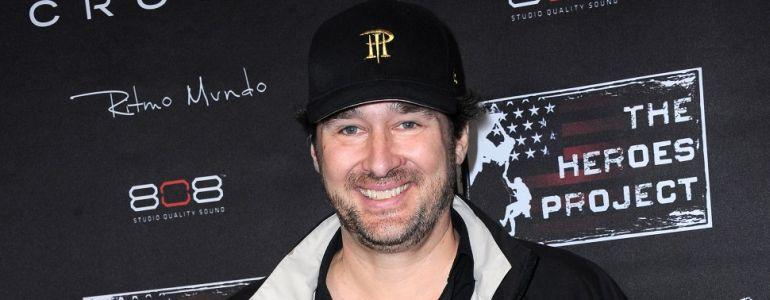 Hellmuth Turns Up Late And Busts Out Early in $300k SHRB