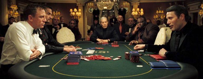 How Casino Royale Poker Scenes Were the Ultimate James Bond Stunt
