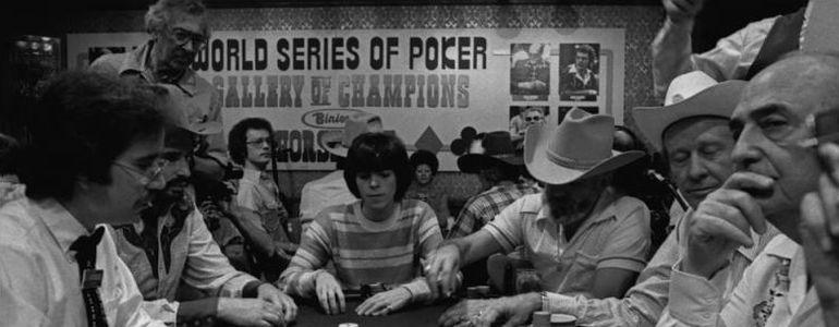 How The World Series of Poker Went From Wild West Murder To Prop Bets