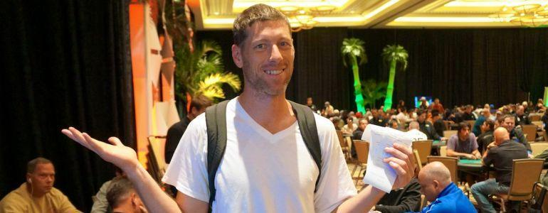Huck Seed Inducted Into Poker Hall of Fame