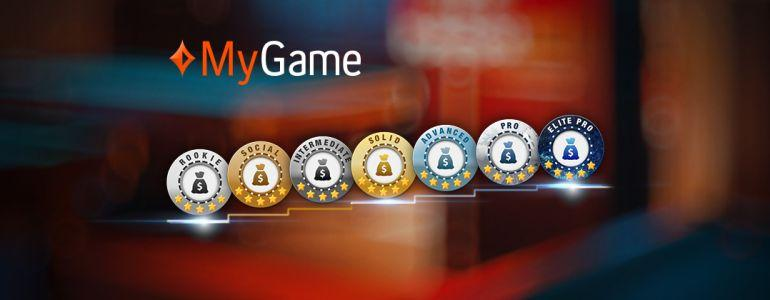 HUDS out, MyGame in as partypoker Level the Playing Field