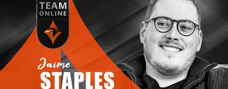 Jaime Staples Joins His Brother Matt in the partypoker Team Online Stable