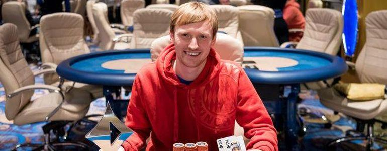 Johannes Becker Wins PartyPoker LIVE MILLIONS Germany Super High Roller For €320,050