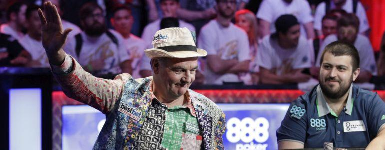 John Hesp Secures 1st Cash Since Heroic Main Event Run