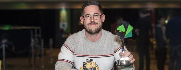 John O'Boyle Wins Liam Flood Memorial at Irish Poker Open