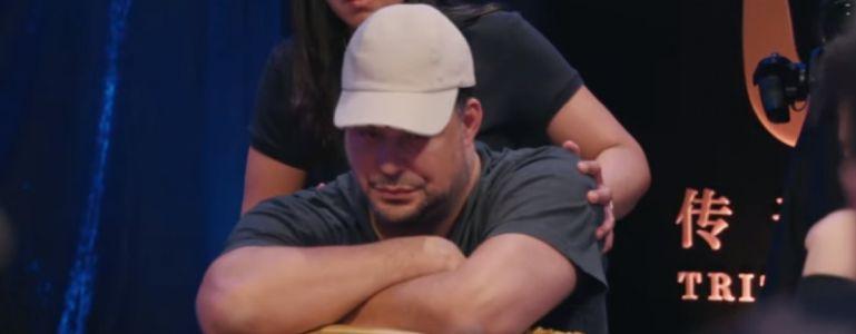 JRB Loses His Mind In $650K Pot