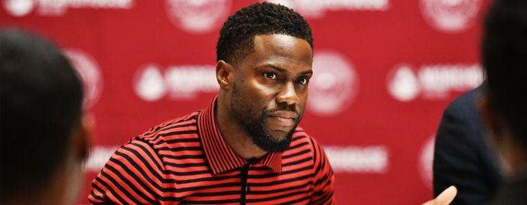 Kevin Hart Does His Bit for COVID-19 Charity Auction