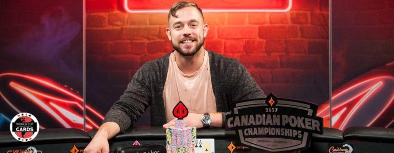 Kevin Rivest Wins the Party Poker LIVE Canadian Poker Championships For $336,325