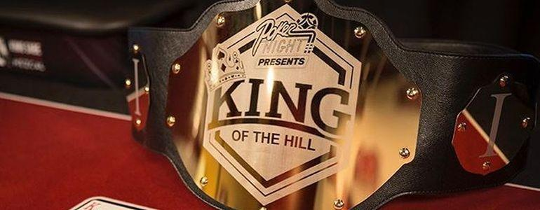King of the Hill II in October to Feature Hellmuth, Busquet, Deeb and Talbot
