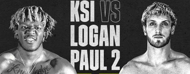 KSI vs Logan Paul 2: Who Poker Players Are Betting On