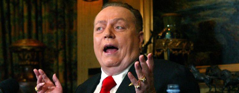 Larry Flynt Loses California Casino Gambling Fight