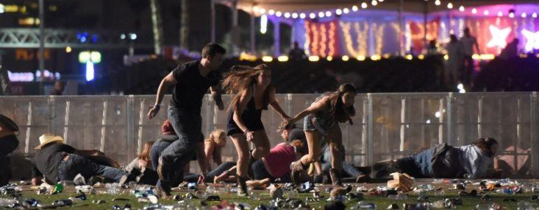 Las Vegas Mass Shooting: At least 50 Dead and Hundreds Injured
