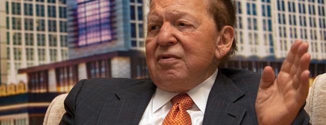 Las Vegas Sands Corp Boss Sheldon-Adelson Facing $12 Billion Lawsuit in Macau