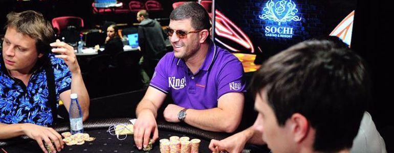 Leon Tsoukernik And Matt Kirk Fight It Out On The Felt For $Millions