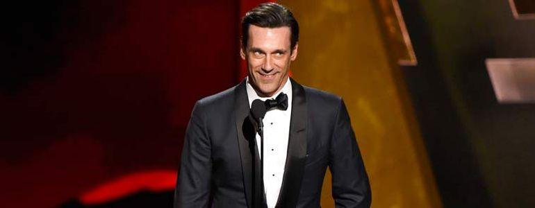 MadMen Star Jon Hamm on Poker Night Live