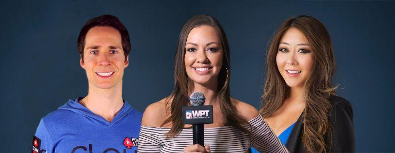 Maria Ho and Jeff Gross Sign as Commentators for New WPT TV Series
