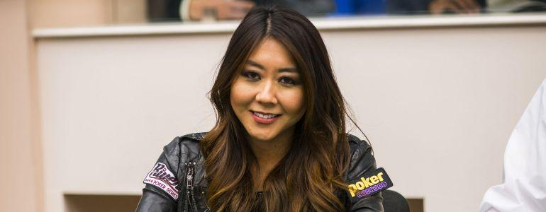 Maria Ho Folding a Set of Tens at WSOPE Main Event Stirs Debate