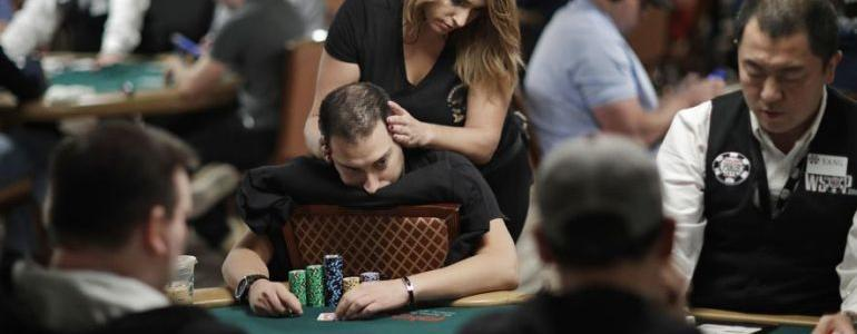 Massage Brings Relief and Luck at the WSOP