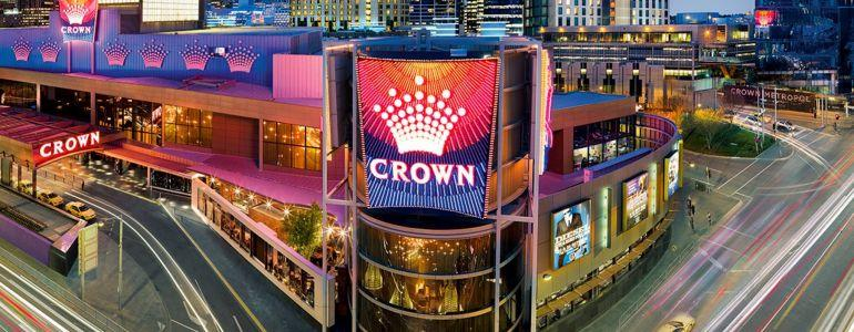 Melbourne's Crown Casino in Highroller Money-Laundering Claims
