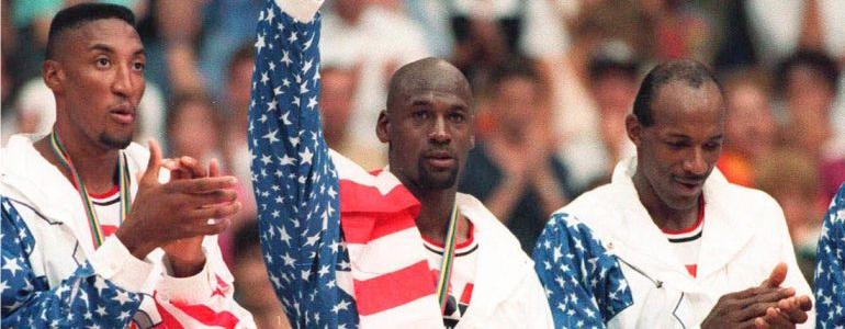 Michael Jordan's 1992 Olympics Poker Game