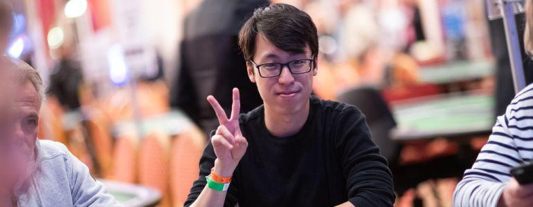 Michael Wang Plays For 3rd WSOP Circuit Ring In 7 Days