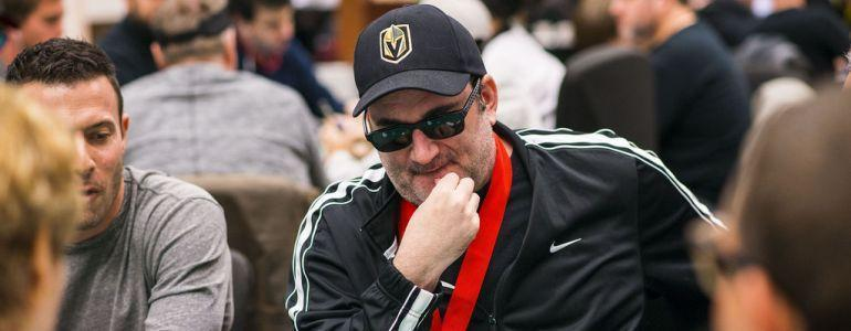 Mike Matusow Gets COVID-19 After Being Vaccinated