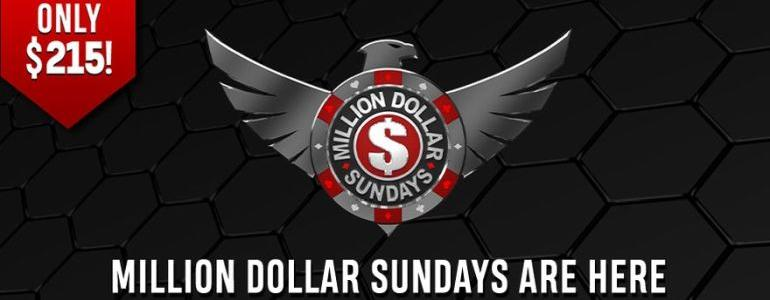 Million Dollar Sunday is Back on ACR