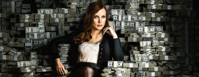 Molly's Game $53 Million Ticket Sales Surpasses Rounders at the Box Office