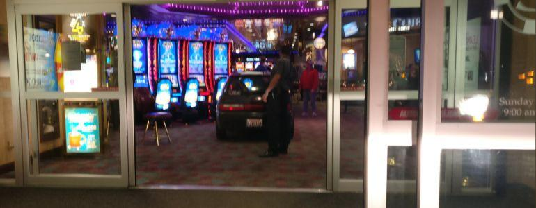 Motorist Drives Into Casino and Begins Gambling Before DUI Charge