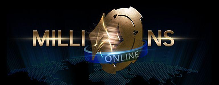 Multiple Ways to Win Your $5300 partypoker MILLIONS Online Seat!