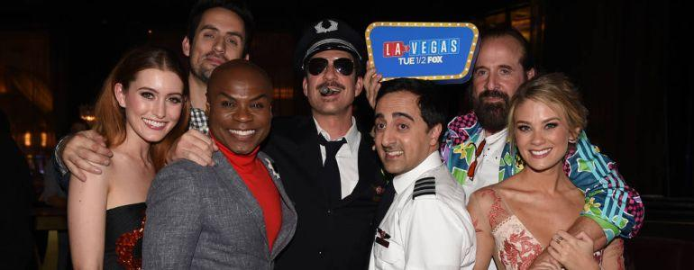 New Airborne Vegas Comedy Soars on Fox